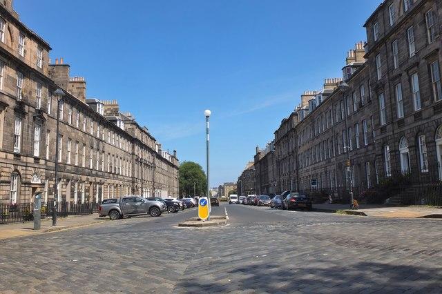 London Street, Edinburgh