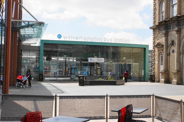 cdaf35523728f Wolverhampton Bus Station © Bill Boaden    Geograph Britain and Ireland