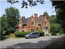 SO8534 : Park Lodge, Bushley Green by Jonathan Thacker