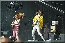 NS5964 : Declan McKenna on stage at TRNSMT, Glasgow Green by Mike Pennington
