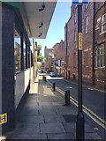 SE3320 : South on Market Street, Wakefield by Robin Stott