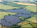 TL5931 : Essex fieldscape by M J Richardson