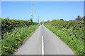 SH4658 : The Wales Coast Path at Saron by Jeff Buck