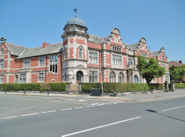 Liscard, Old Courthouse