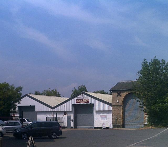 Alan Ross Removals and Storage, Darsham