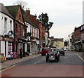SO7225 : Old-timer in Church Street, Newent by Jaggery