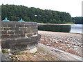 SE3041 : Eccup reservoir - access hatch by Stephen Craven