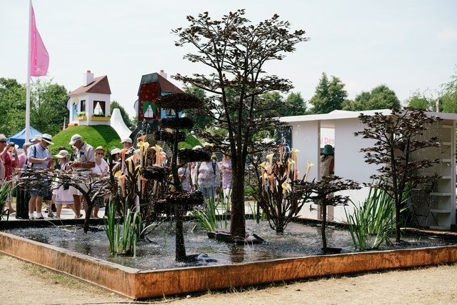 Hampton Court Flower Show 2018