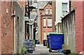 J3372 : Entry, Stranmillis, Belfast (July 2018) by Albert Bridge