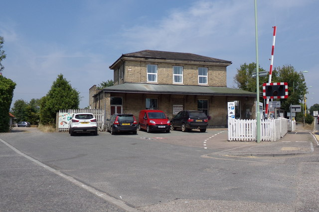 Darsham Railway Station