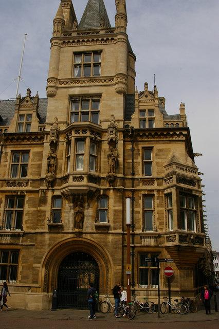 Gonville & Caius College, Cambridge