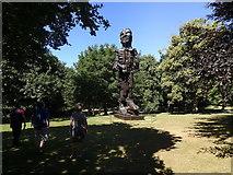 "SE2813 : Yorkshire Sculpture Park: ""Vulcan"" by Rudi Winter"