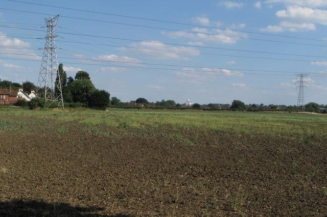Pylons by Biddenham