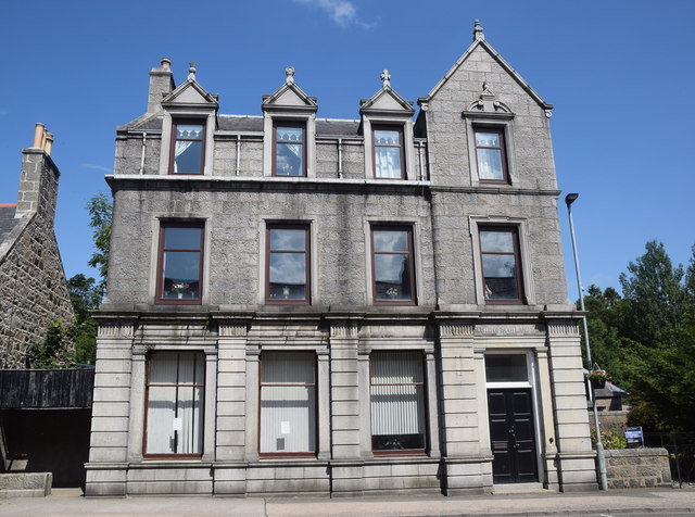 Former Clydesdale Bank, Insch
