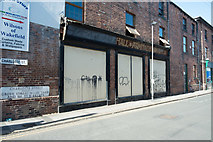SE3320 : Charlotte Street, Wakefield by Julian Osley