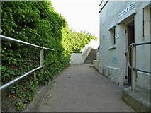 TR3968 : Toilets in Stone Bay, Broadstairs by David Howard