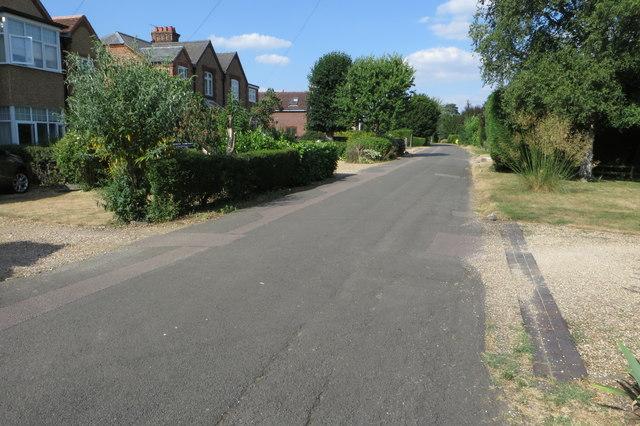 Days Lane Biddenham