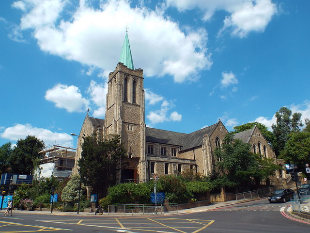 St. Andrew's Church, Finchley Road