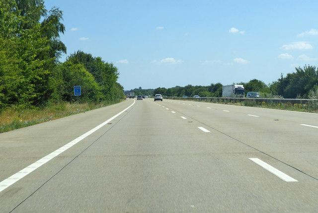 Eastbound M20