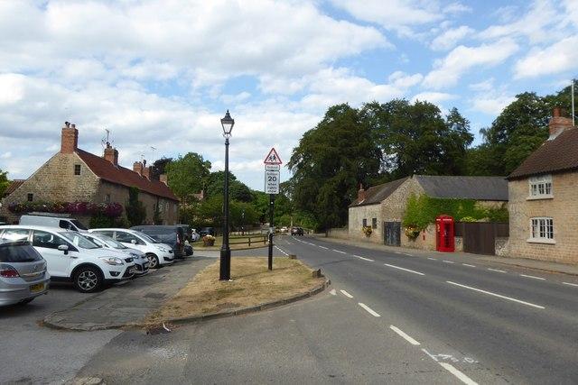Main Street, Linby