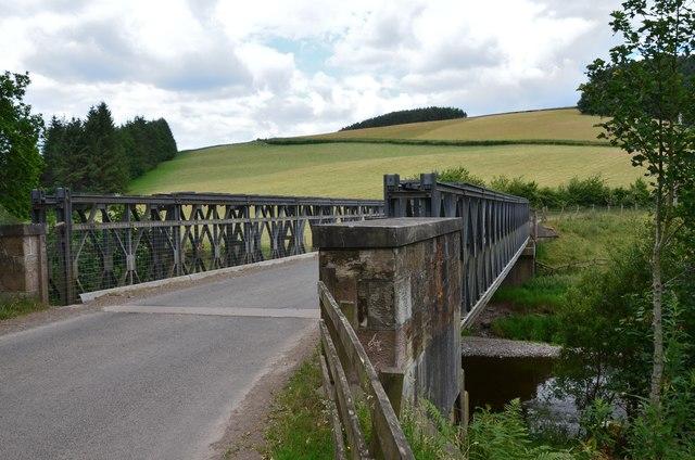 Road bridge, Abbey St Bathans