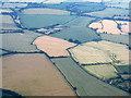 TL6238 : Farmland near Radwinter End by M J Richardson