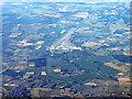 SP3554 : Gaydon Airfield by M J Richardson