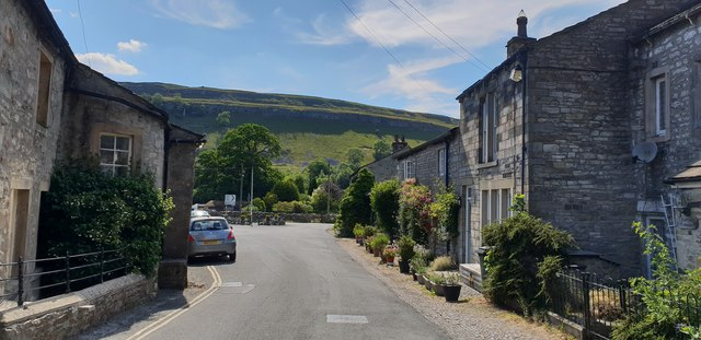 Kettlewell village, Wharfedale, North Yorkshire