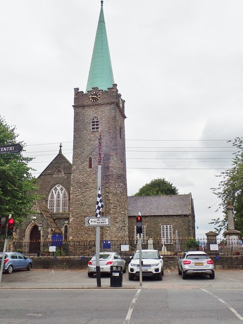 St Nicholas' CoI Parish Church, Church Street, Dundalk