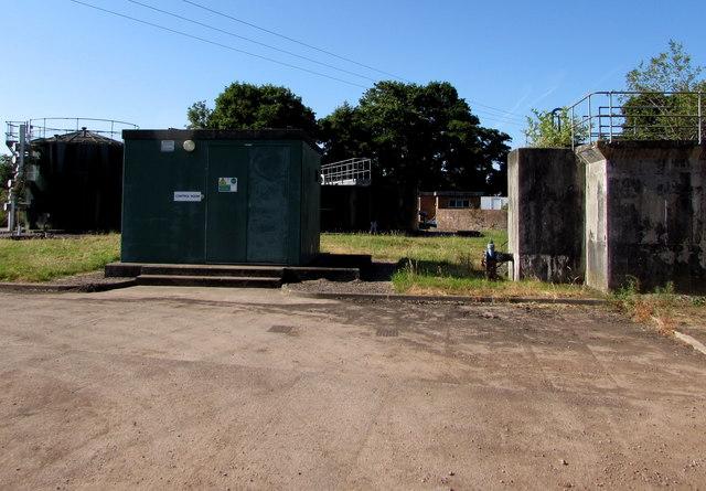 Glimpse into Raglan Waste Water Treatment Works