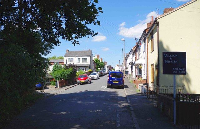 Spring Street, Lye, Stourbridge