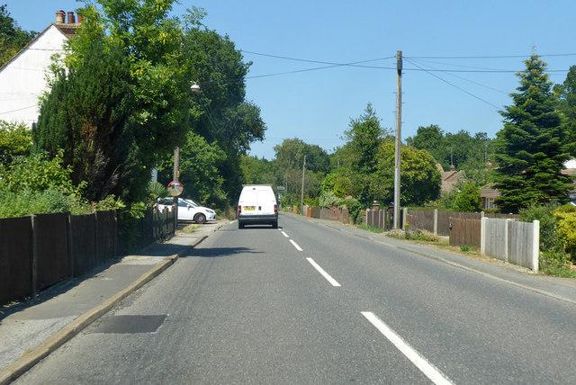 Hackington Road, Tyler Hill