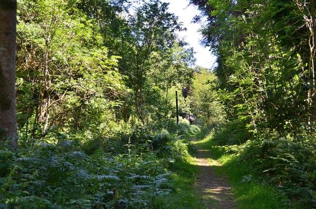 Southern Upland Way, Abbey St Bathans