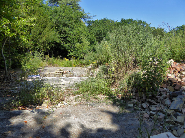 Remains of Brambles Farm