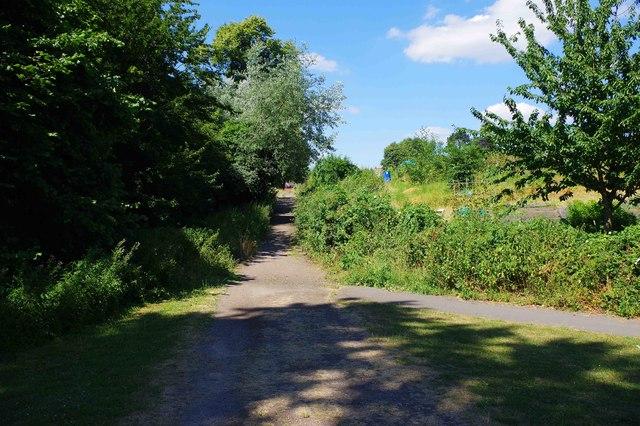 Public footpath to Green Lane, Lye, Stourbridge