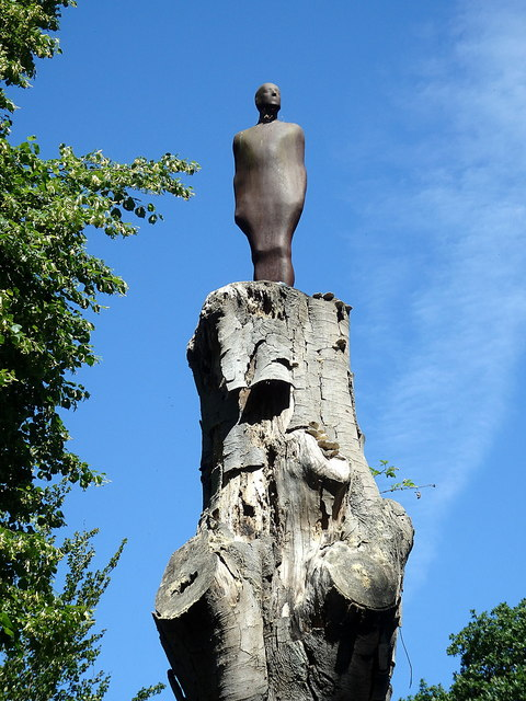 """Yorkshire Sculpture Park: """"One and Other"""""""
