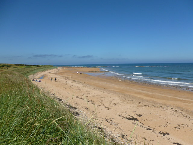 Cambo Sands, Fife