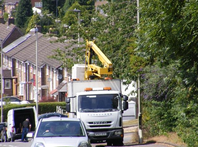 Street Light Repairs