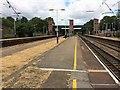 SD5422 : Leyland railway station, Lancashire by Nigel Thompson