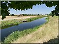 SK7078 : The River Idle by Graham Hogg
