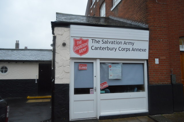 The Salvation Army Corps Annexe