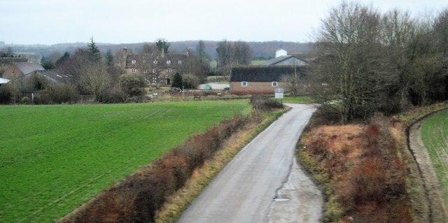 Road to Adisham
