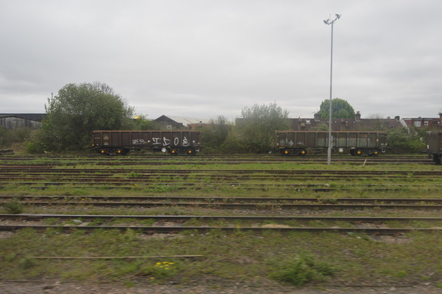 Southall Sidings