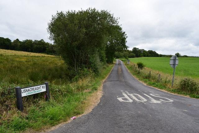 Lisnacreaght Road, Lisnacreaght