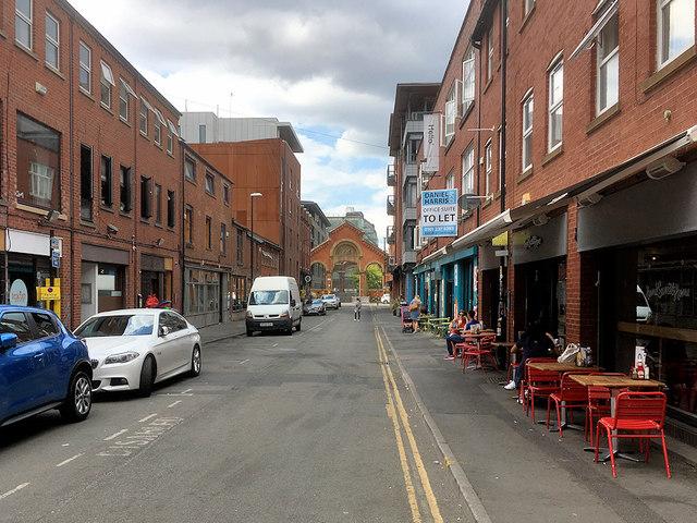 Northern Quarter, Edge Street