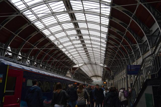 Platform 1, Paddington Station