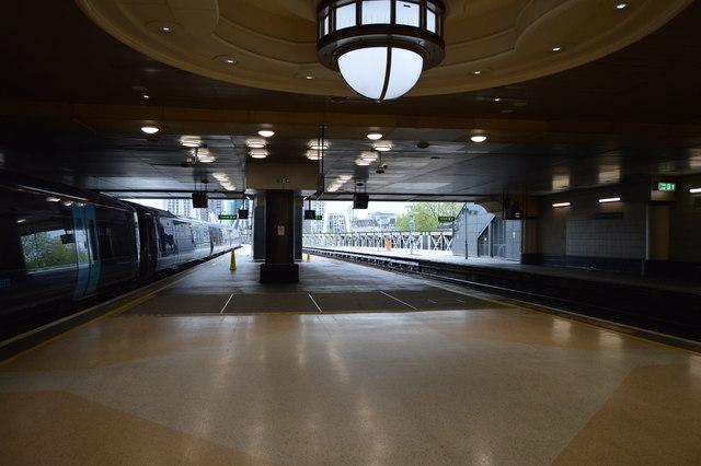 Platforms 3 & 4, Charing Cross Station