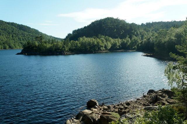 Loch Beinn a' Mheadhoin, Glen Affric