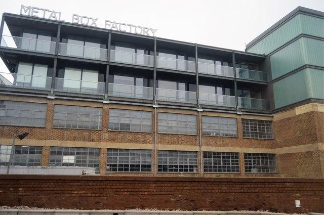 Metal Box Factory