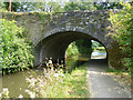 SO3004 : Bridge no.65, Monmouthshire and Brecon Canal by Robin Drayton